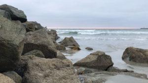 Neverending Rocks and Surf